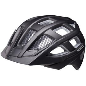 KED Kailu Helmet Kids black matte